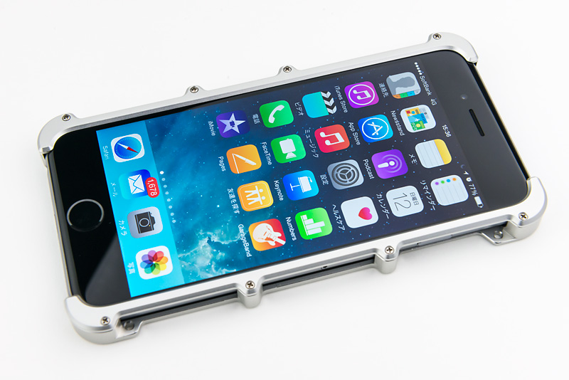 iPhone 6用プロテクターケース