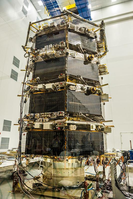 磁気圏観測衛星MMS