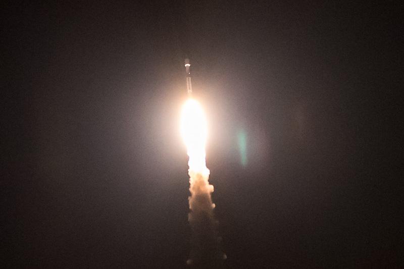 MMS搭載Atlas V打ち上げ